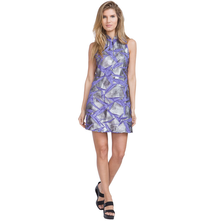 Pippin Group Plant J Print Dress