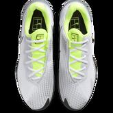 Alternate View 6 of Air Zoom Vapor Cage 4 Men's Tennis Shoe - White/Yellow