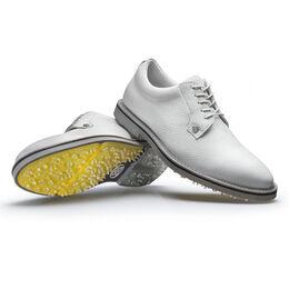 G/FORE Gallivanter Men's Golf Shoe - White/Charcoal