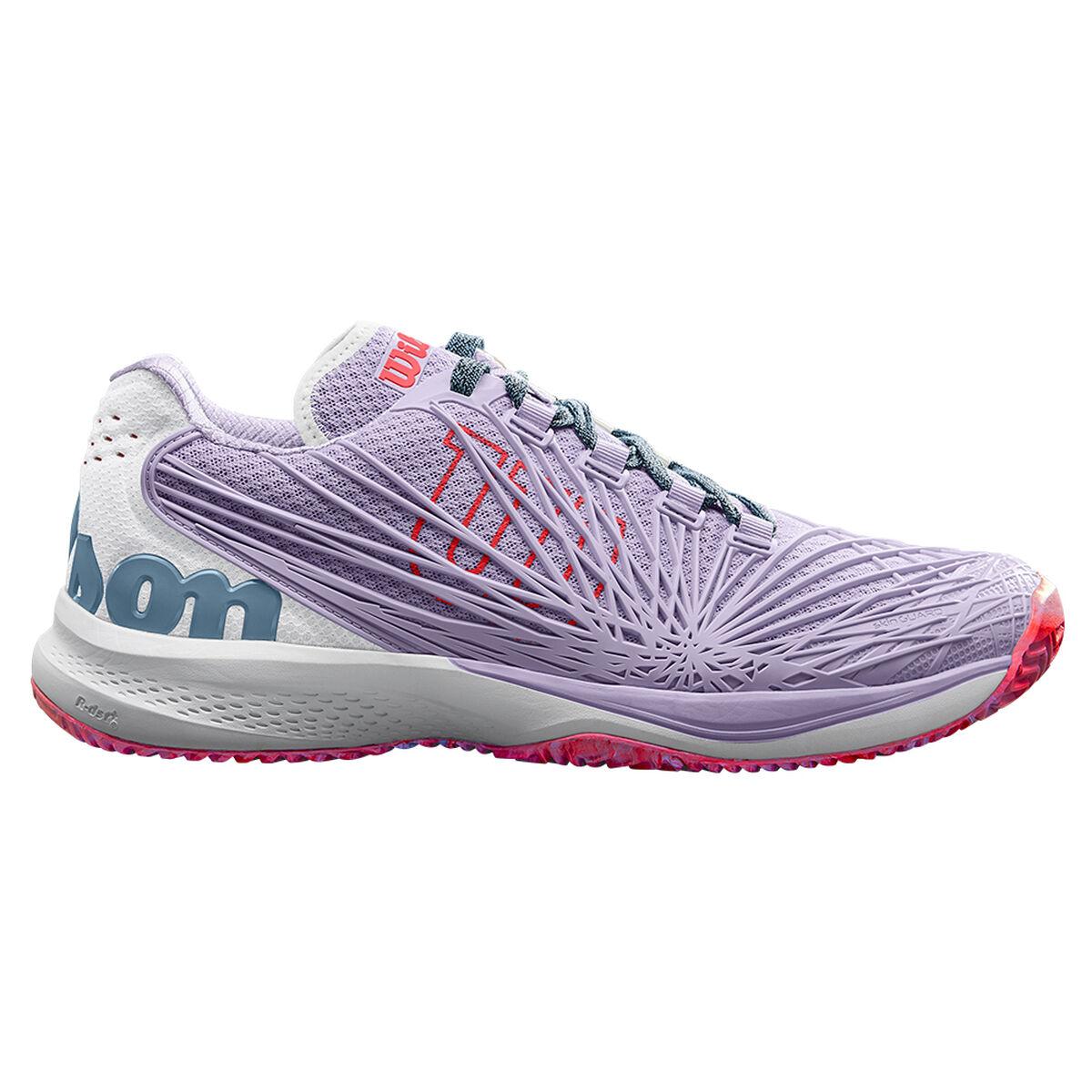 b0fe3a94815b Wilson Kaos 2.0 Women s Tennis Shoe - Purple