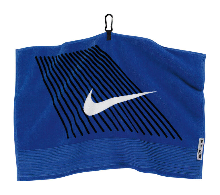 Nike 16x24 Face/Club Towel- Royal/White/Black