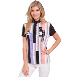 Dollface Collection: Short Sleeve Art Print Top