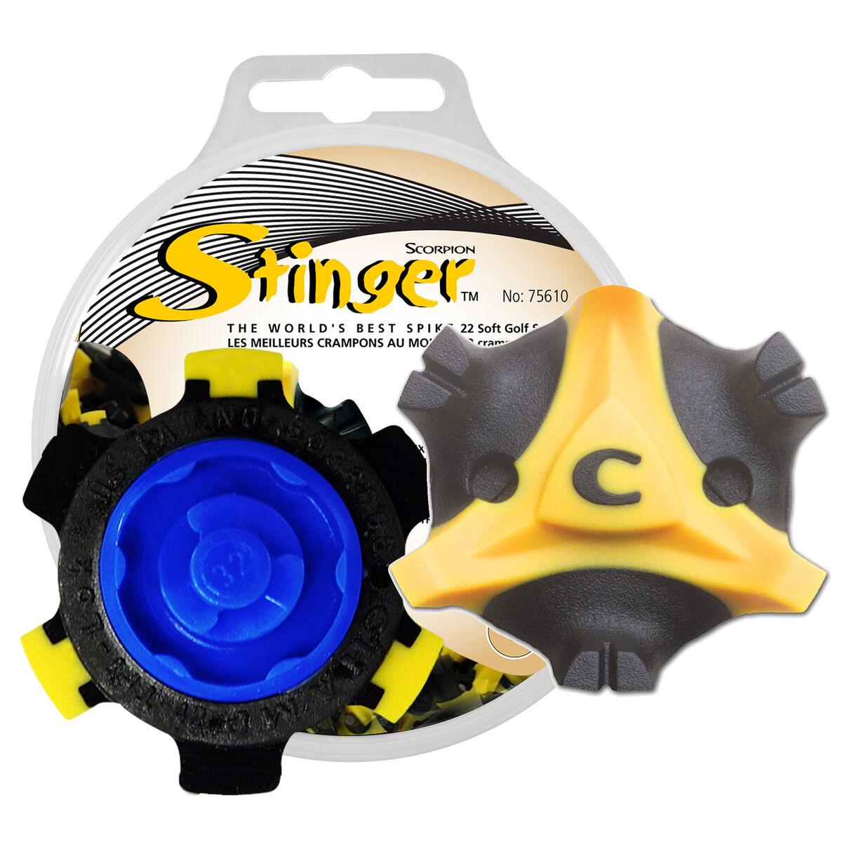 7cd898f8fad Stinger Tri-Lok Spikes  Find Stinger Golf Shoe Accessories