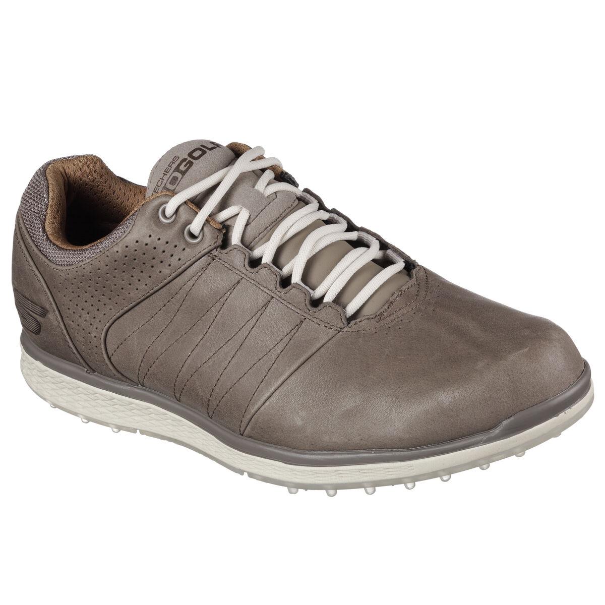 132895f42b13 Skechers GO GOLF Elite 2 LX Men s Golf Shoe - Stone