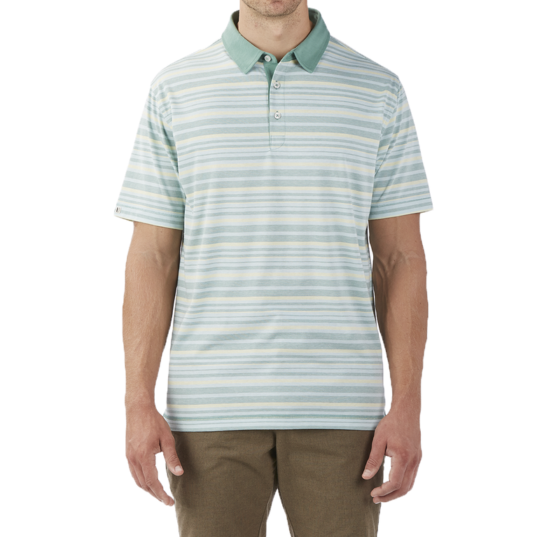 Linksoul August Stripe Polo