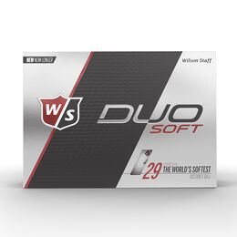 Wilson Staff Duo Soft Golf Balls - Personalized