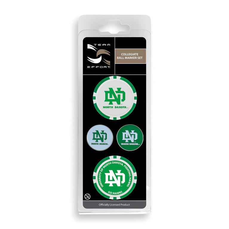 Team Effort North Dakota Ball Marker