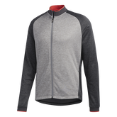 Midweight Textured Full Zip Jacket