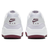Alternate View 5 of Air Max 1 G Women's Golf Shoe - White/Purple