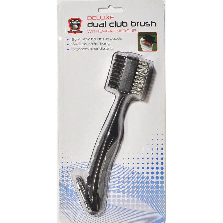 Deluxe Brush w/ Carabiner