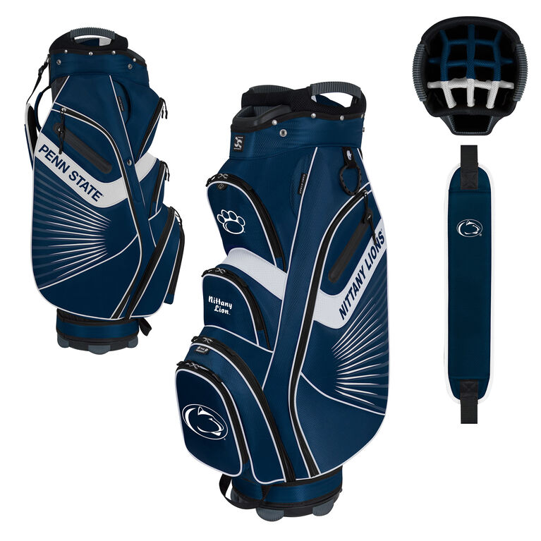 Team Effort Penn State Bucket II Cart Bag