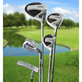 Alternate View 8 of DTP Women's 11-Piece Golf Club Set