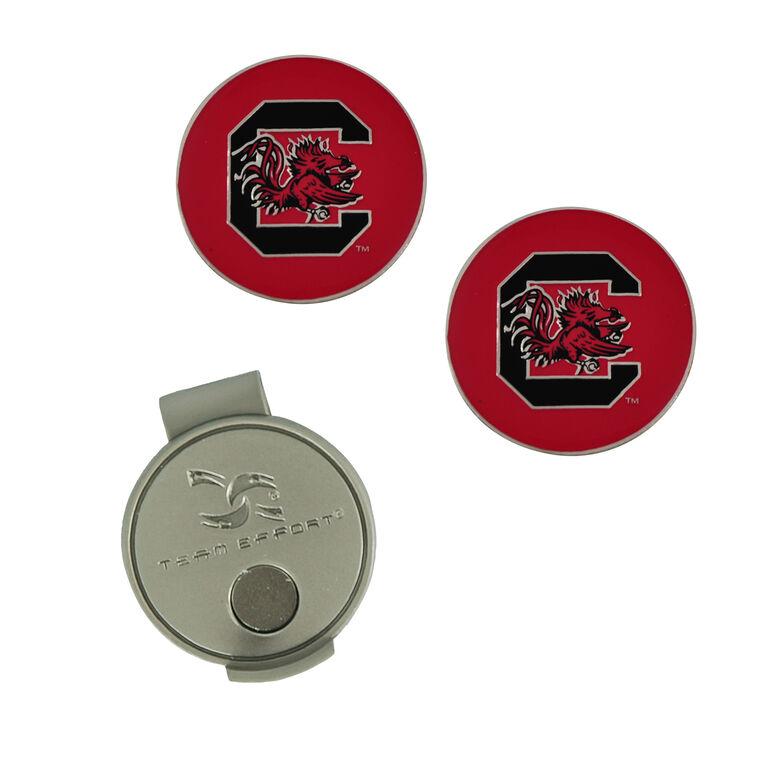 Team Effort South Carolina Gamecocks Hat Clip