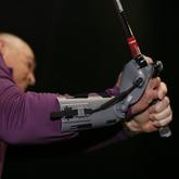 Alternate View 1 of Precision Impact Golf Training Aid