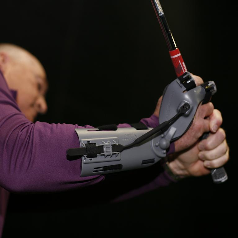 Precision Impact Golf Training Aid