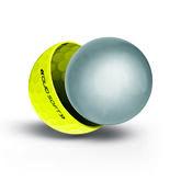 Wilson Staff DUO Soft Optix Yellow Golf Balls - Personalized