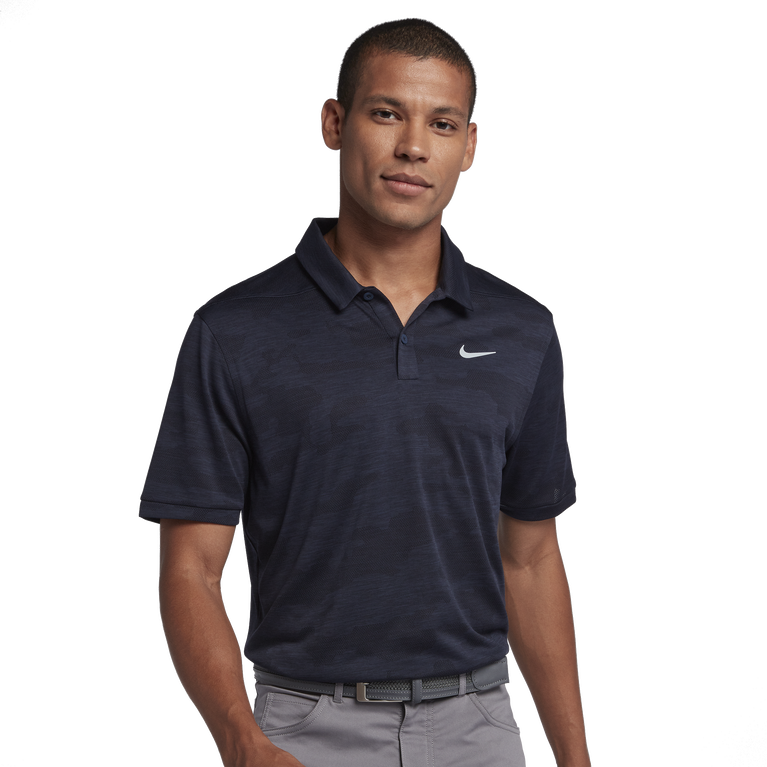 Zonal Cooling Camo Polo