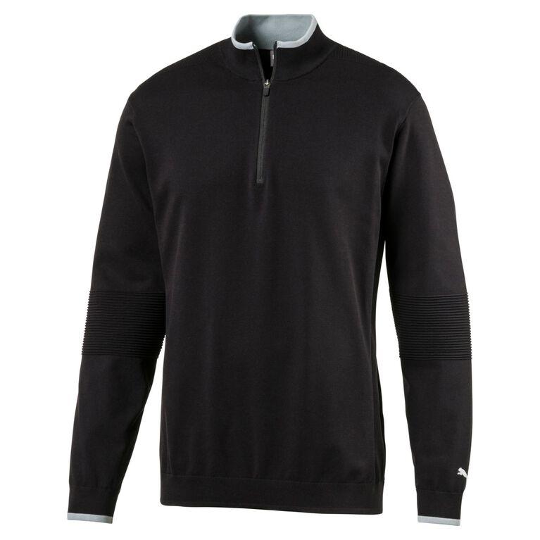 Puma EVOKNIT 1/4 Zip Golf Sweater