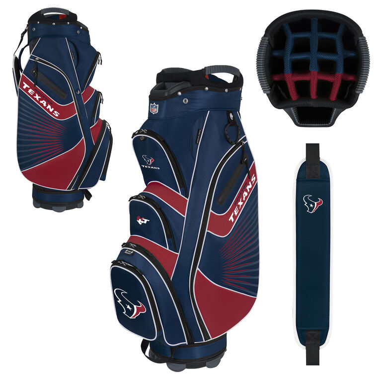 NFL Houston Texans Bucket II Cooler Cart Bag
