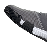 Alternate View 7 of GameCourt Men's Tennis Shoe - Grey/Black
