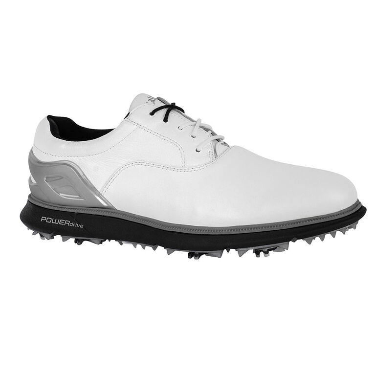 Callaway LaGrange Mens Golf Shoe White B