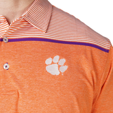 Alternate View 1 of Clemson Tigers Colorblock Polo