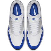 Alternate View 6 of Air Max 1 G Men's Golf Shoe - White/Blue