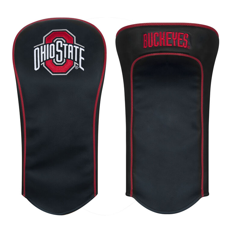 Team Effort Ohio State Black Driver Headcover