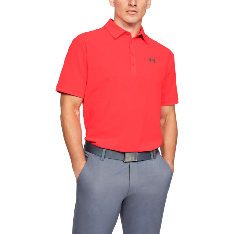 Playoff Vented Men's Golf Polo Shirt