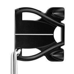 Spider Tour 2020 Black Double Bend Putter