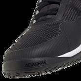 Alternate View 5 of Adizero Club Men's Tennis Shoe - Black/White