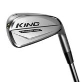 Alternate View 4 of King Forged Tec 4-PW Iron Set w/ KBS Steel Shafts