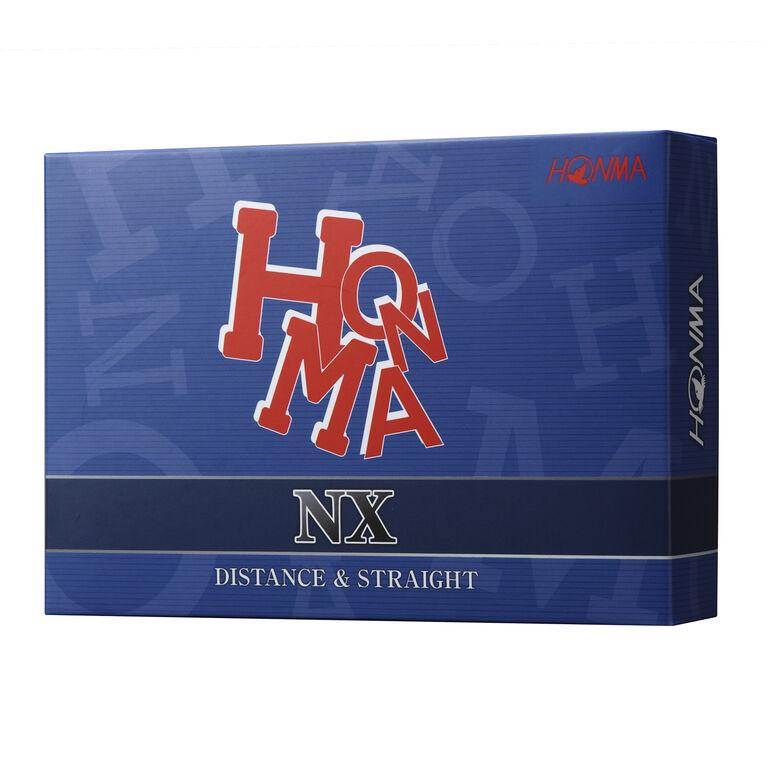Honma NX White Golf Balls