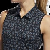 Alternate View 5 of Ultimate Sleeveless Stripe Polo Shirt