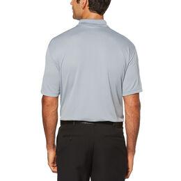 PGA TOUR Airflux Solid Mesh Short Sleeve Polo