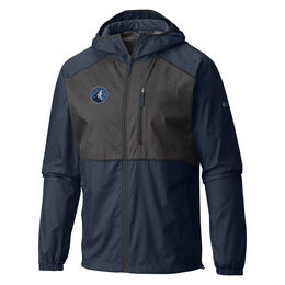Minnesota Timberwolves Flash Forward Windbreaker