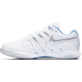Alternate View 3 of Air Zoom Vapor X Women's Tennis Shoe - White/Blue