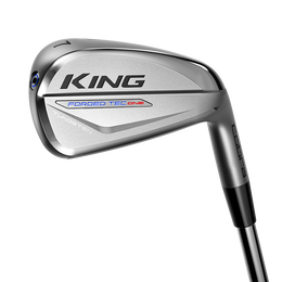 King Forged Tec 5-GW One Length Iron Set w/ KBS Steel Shafts