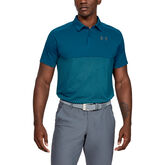 Vanish Blocked Golf Polo Shirt
