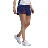 Alternate View 1 of USA Olympic Pull-On Women's Shorts