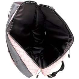 Rose Gold Tennis Backpack