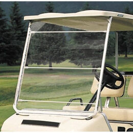 Classic Cart Accessories - New Style Roll Up Windshield