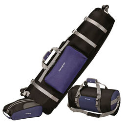 Samsonite Deluxe 3-Piece Golf Travel Bag Set