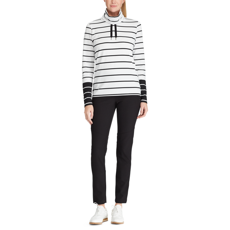 Polo Ralph Lauren Striped Jersey Golf Pullover