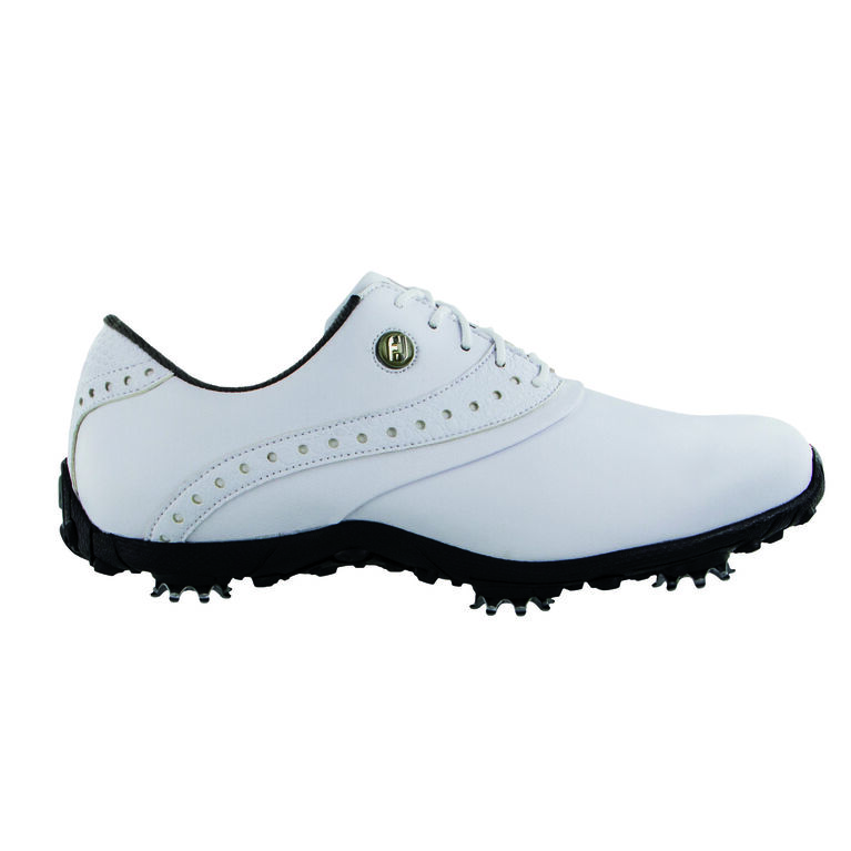 LoPro Collection Women's Golf Shoe - White