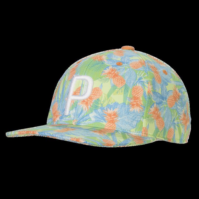 Puma P Paradise Snapback Hat