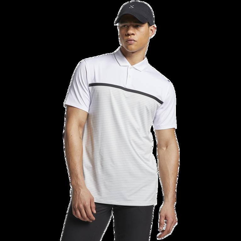Dri-Fit Tiger Woods Vapor Stripe Block Polo