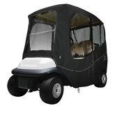 Classic Cart Accessories Fairway Deluxe Golf Car Enclosure - Short Roof