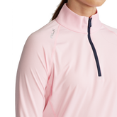 Alternate View 2 of Performance Golf  Airflow Quarter-Zip Pull Over