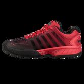 Alternate View 2 of Hypercourt Express Men's Tennis Shoe - Black/Red
